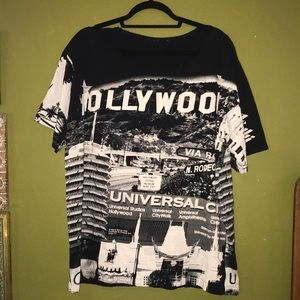 Other - Hollywood shirt